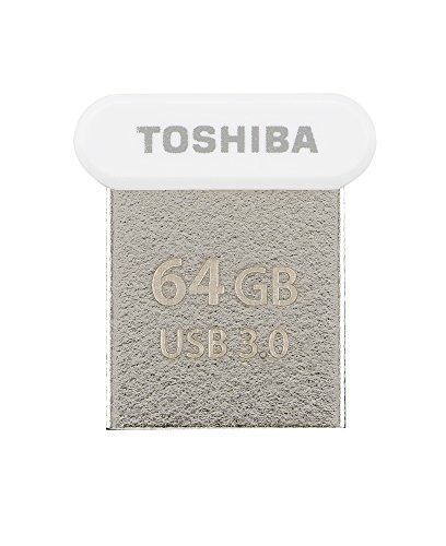Toshiba Towadako Pendrive 64Gb - Chiavetta USB 3.0, Bianco
