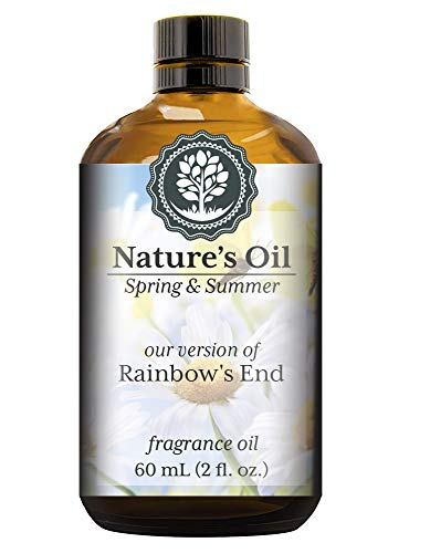 Rainbow's End Fragrance Oil (60ml) For Diffusers, Soap Making, Candles, Lotion, Home Scents, Linen Spray, Bath Bombs, Slime