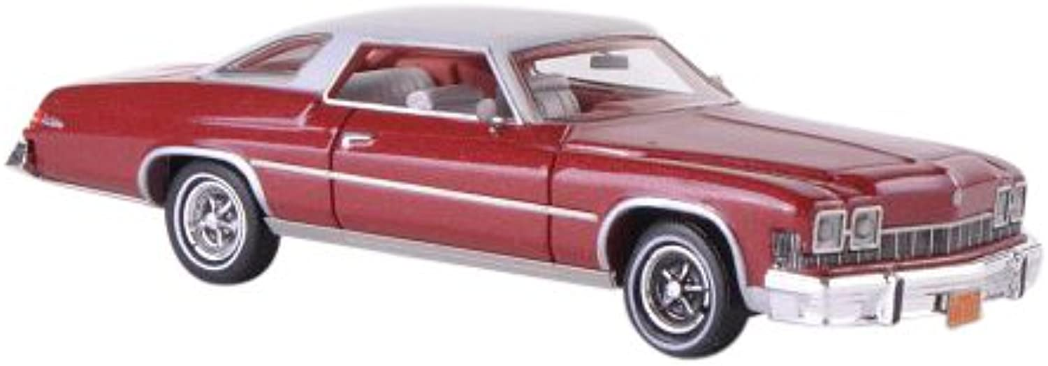 NEO 1 87 Buick Ruseba HT coupe Dark Red   Why (japan import)