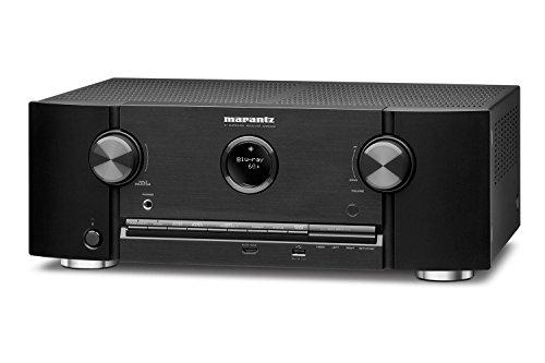 Marantz SR5009/N1B AV-Receiver (Bluetooth, WiFi, HDMI) schwarz