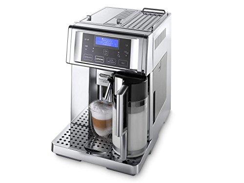 De'Longhi ESAM6720 Kaffeevollautomat, Edelstahl, 1.8 Unknown_Modifier, silber