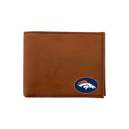 GameWear NFL Klassische Fußball Brieftasche, Unisex, braun