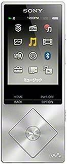 SONY ウォークマン A20シリーズ  16GB ハイレゾ音源対応 2015年モデル シルバー NW-A25 SM