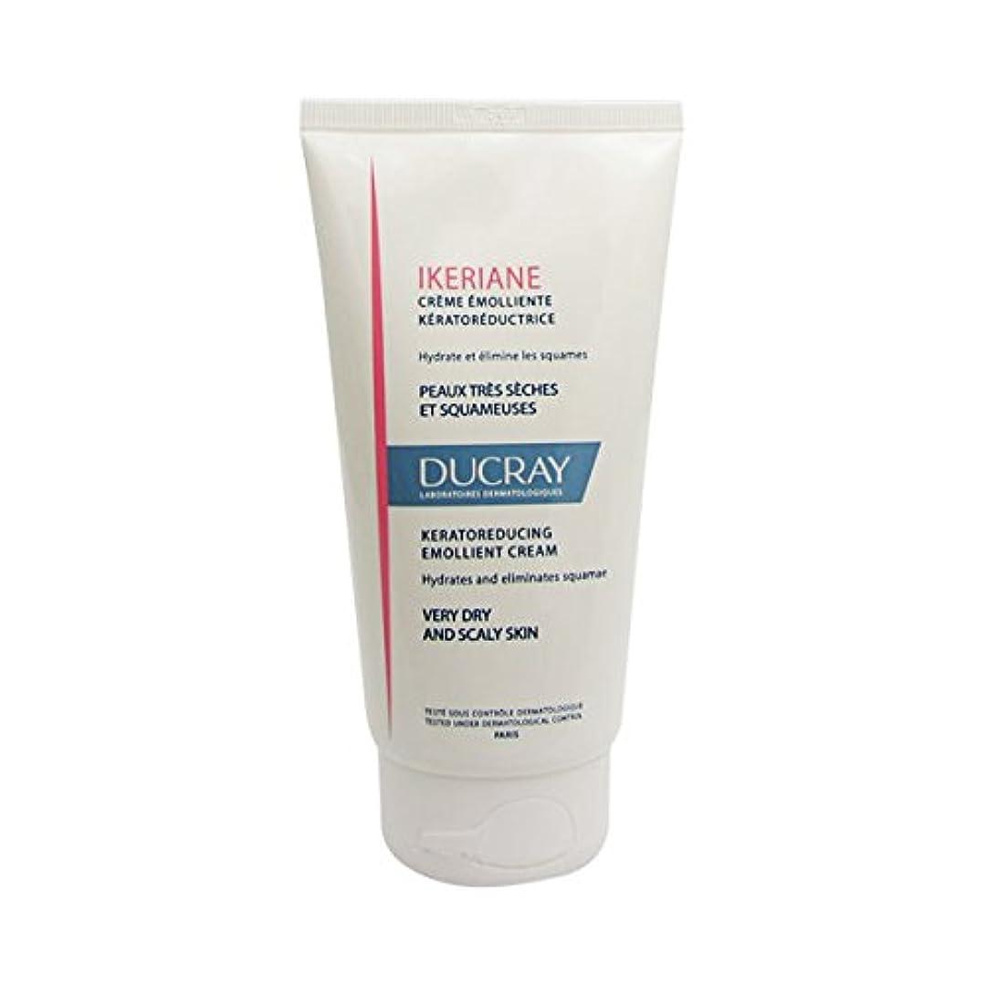 名誉着陸ジャムDucray Ikeriane Kerato-reducing Emollient Cream 150ml [並行輸入品]