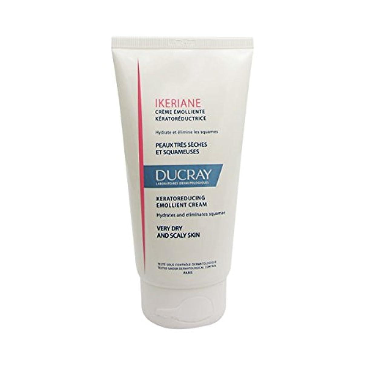 ビリーヤギファーザーファージュ怪しいDucray Ikeriane Kerato-reducing Emollient Cream 150ml [並行輸入品]