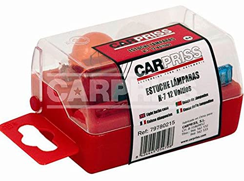 Carpriss 79780215 Ampoule de rechange H7 12 V