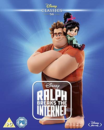 Ralph Breaks the Internet BD [Blu-ray] [UK Import]