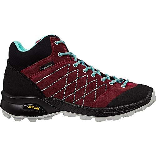 McKINLEY Damen Wander-Stiefel Wyoming Mid AQX Cross-Trainer, Rot (Red Wine/Pink Dark 900), 39 EU