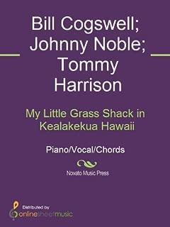 My Little Grass Shack in Kealakekua Hawaii