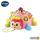 VTech Coccinelle Pasitos et Formes Rose