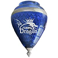 Worldwide Plastigamar  - Peonza Turbo dragón con aro