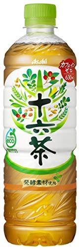 スマートマットライト アサヒ 十六茶 お茶 630ml ×24本