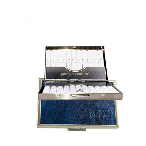 GC® German Couture ORIGINAL – HEET-CASE für IQOS HEETS mit edlen Premium Vintage Leder - edles Zigarettenetui passend zu Holder + Charger 2.4 3 Duo Plus Multi