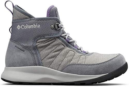 Columbia Damen Nikiski 503 Schneestiefel, Grau (Ti Grey Steel, 033), 39 EU