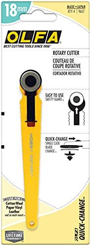 OLFA Small Rotary Cutter 18mm