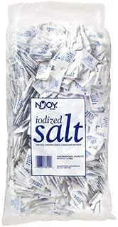Best iodized salt packet Reviews