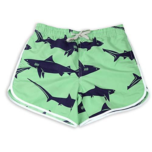 shark shorts women - 1