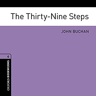 The Thirty-Nine Steps (Adaptation) cover art