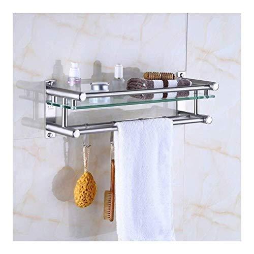 Why Should You Buy AINIYF Bathroom Shelf, Wall Mounted Stainless Steel Bathroom Kitchen Spice Organi...