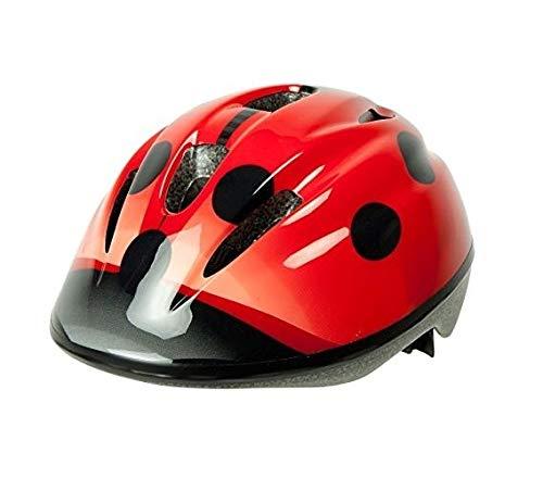 Casque Ladybug Taille 46/53 Rouge