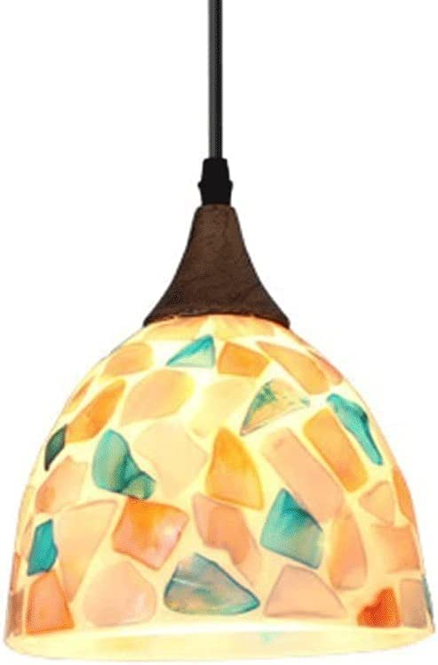 Ahzhlb Pendant wholesale Light Metal + Ceiling Lampshade Hanging Shell In stock Lam