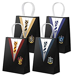 【Birthday Party Supplies for Harry Unique Potter Our party bags for Harry Unique Potter party favors are the perfect birthday cake decor, which is the best gift for the birthday girl boy as well as for Harry Unique Potter Themed party decorations. 【U...