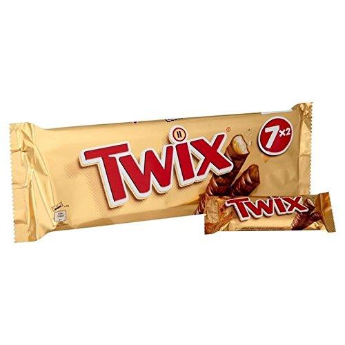 Twix 7 X 50G - Paquet de 2