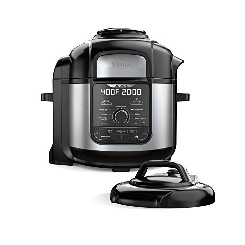 Ninja FD401 Foodi 8-qt 9-in-1 Deluxe XL Cooker Review