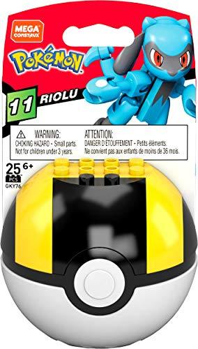 Mega Pokemon RIOLU (Ultra Ball), Multicolor