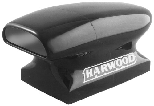 HARWOOD 3153 Aero Comp III Hood Scoop 14-1/2in