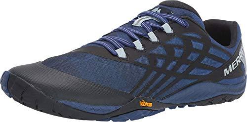 Merrell Trail Glove 4 Blue Sport 9.5