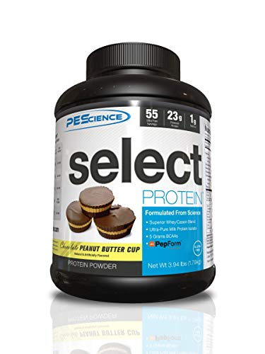 PEScience 1.8 kg Select Protein Powder Peanut Butter Cup