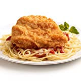 Tyson Red Label, No Antibiotics Ever, Fully Cooked Golden Crispy Chicken Breast Fillets 4 oz., 40 Pieces (2 - 5 lbs. bags)