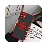 Harry Styles - Funda para iPhone 7 11 Pro 12 XS Max X SE 20 XR 8 Plus cámara Len Protect Cover estilo 1 para iPhone 7