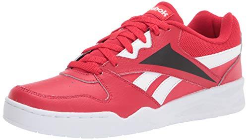 Reebok Royal Bb4500 Low2 - Zapatillas deportivas para hombre, (Negro/Vector Rojo/Blanco), 41.5 EU