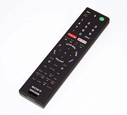 OEM Sony Remote Control Shipped with XBR49X900E, XBR-49X900E, XBR65X900E, XBR-65X900E