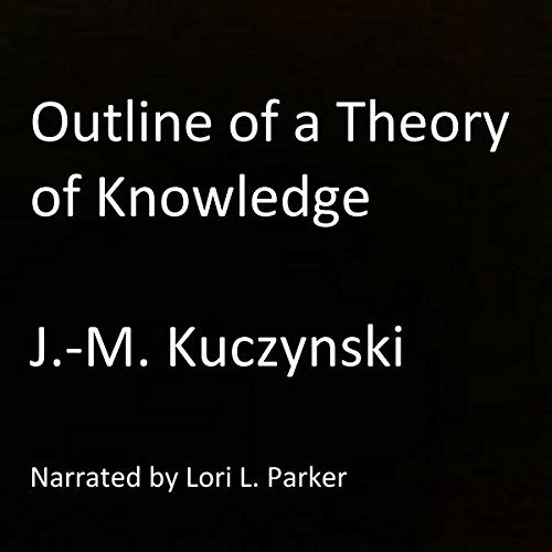 Outline of a Theory of Knowledge cover art