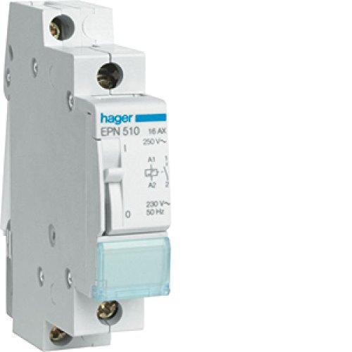 HAGER EPN510 Fernschalter 1S 230V 3250612369614