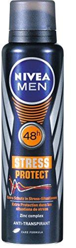 Nivea Männerpflege Déodorant Ultimate Protection Anti-transpirant Spray 150 ML