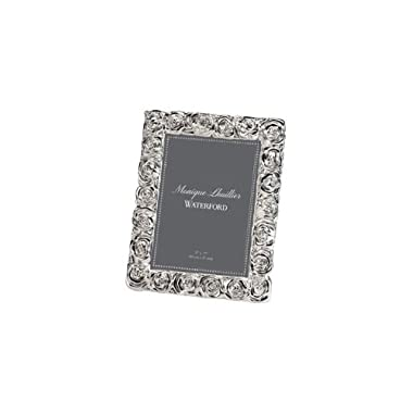 Waterford Monique Lhuillier Sunday Rose Picture Frame Collection 5x7