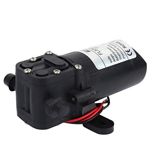 Bomba de agua Bomba de agua de diafragma duradera para equipos de pulverización de alta presión(DC12V)