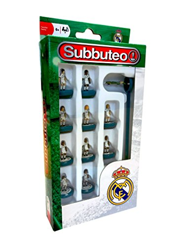 Eleven Force, Subbuteo Team Box Real Madrid 4ª Edición 2017/18, (63744)
