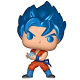 KYYT Funko Dragonball 超Super #563 SSGSS Goku (Kamehameha) Metallic Pop! Chibi...