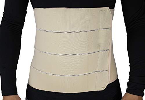 ObboMed® MB-2322NS Faja abdominal de 4 paneles (S: 56 – 86,3 cm/ 22 – 34 pulgadas) ✅