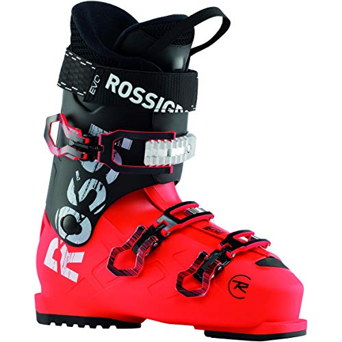 Rossignol - Chaussures De Ski Evo Rental Homme Rouge - Homme - Taille 43 - Rouge