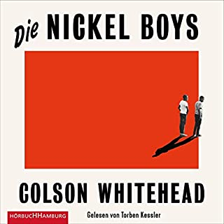 Die Nickel Boys audiobook cover art