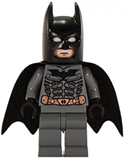 Batman (Body Armor) - LEGO Batman Figure