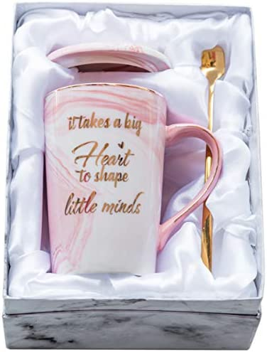 Mugpie Teacher Appreciation Gifts for Women Female Teacher Friend Birthday Mothers Day Christmas product image