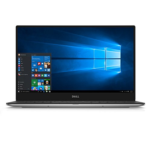 "Dell XPS 13 Touchscreen Core i7-6560U Dual-Core 2. 2GHz 16GB 512GB SSD 13. 3"" QHD+ Ultrabook W10H w/Webcam & BT (Silver)"