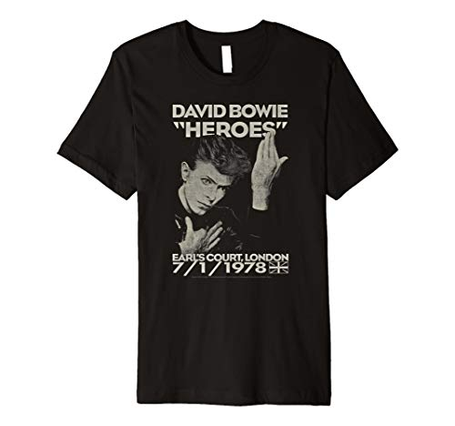 David Bowie - Earl's Court T-Shirt